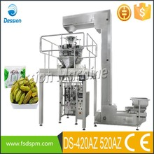 Multipurpose automatic dried raisin weighing packaging machine DS-420AZ