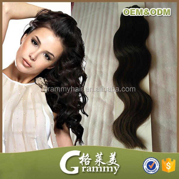 2016 Super hair 100% best quality beauty grade AAA remy human hair extension cheap synthetic hair
