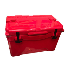 35QT Fishing Box Ice Food Cooler Box With handles