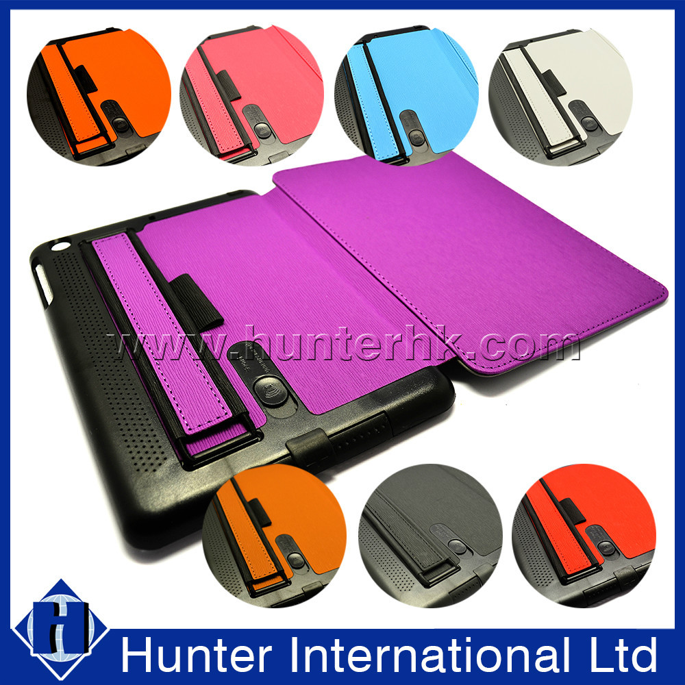 Pen Holder Expansion Slot Tablet Case For iPad Mini