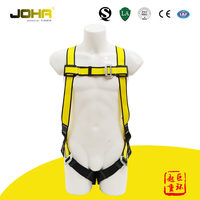Ultimate tension 22KN construction protection body harness