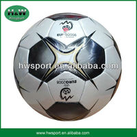 high quality promotional pvc football ,machine stitched soccer ball