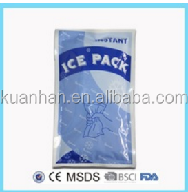 Ice pack without freezer