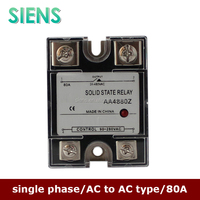 80a 480V 660VAC Load Voltage Single