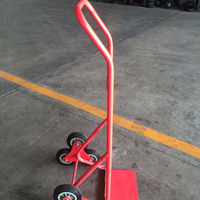 Six Wheel Hand Trolley HT5577 For