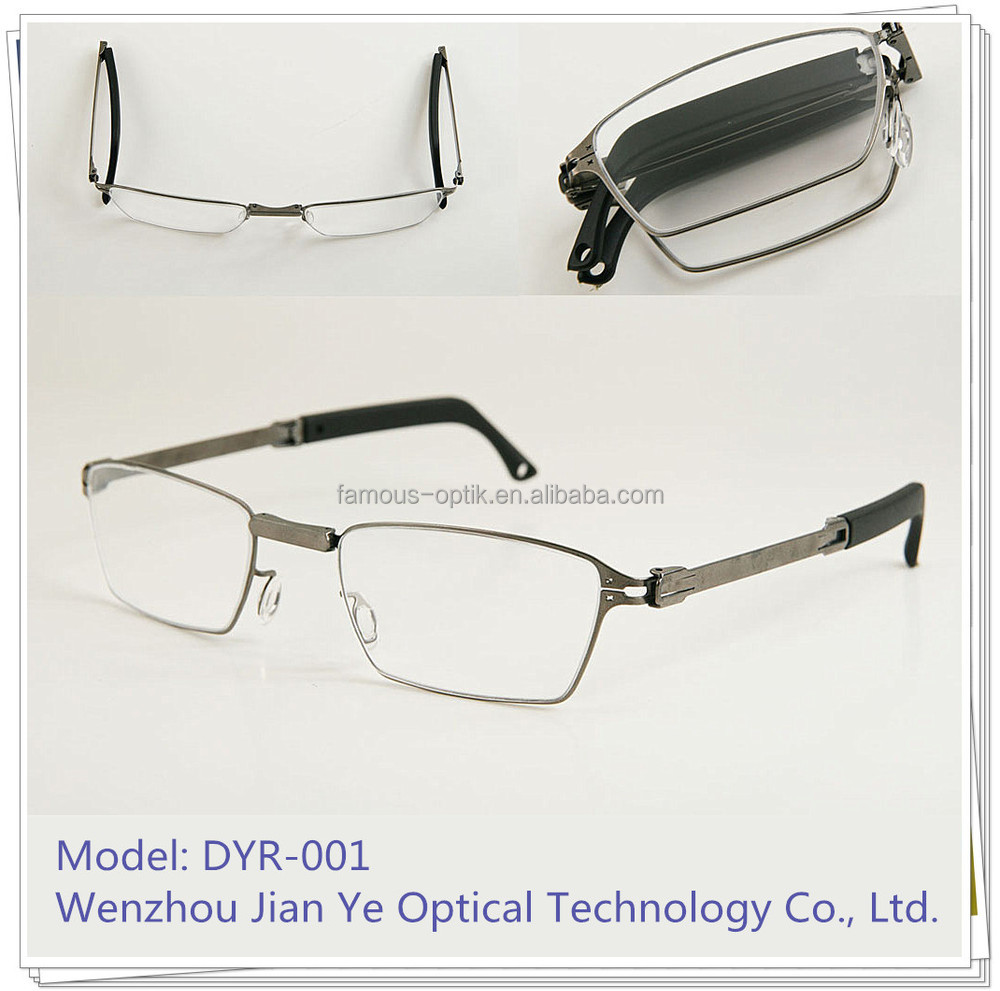 best seling good quality metal folding reading glasses