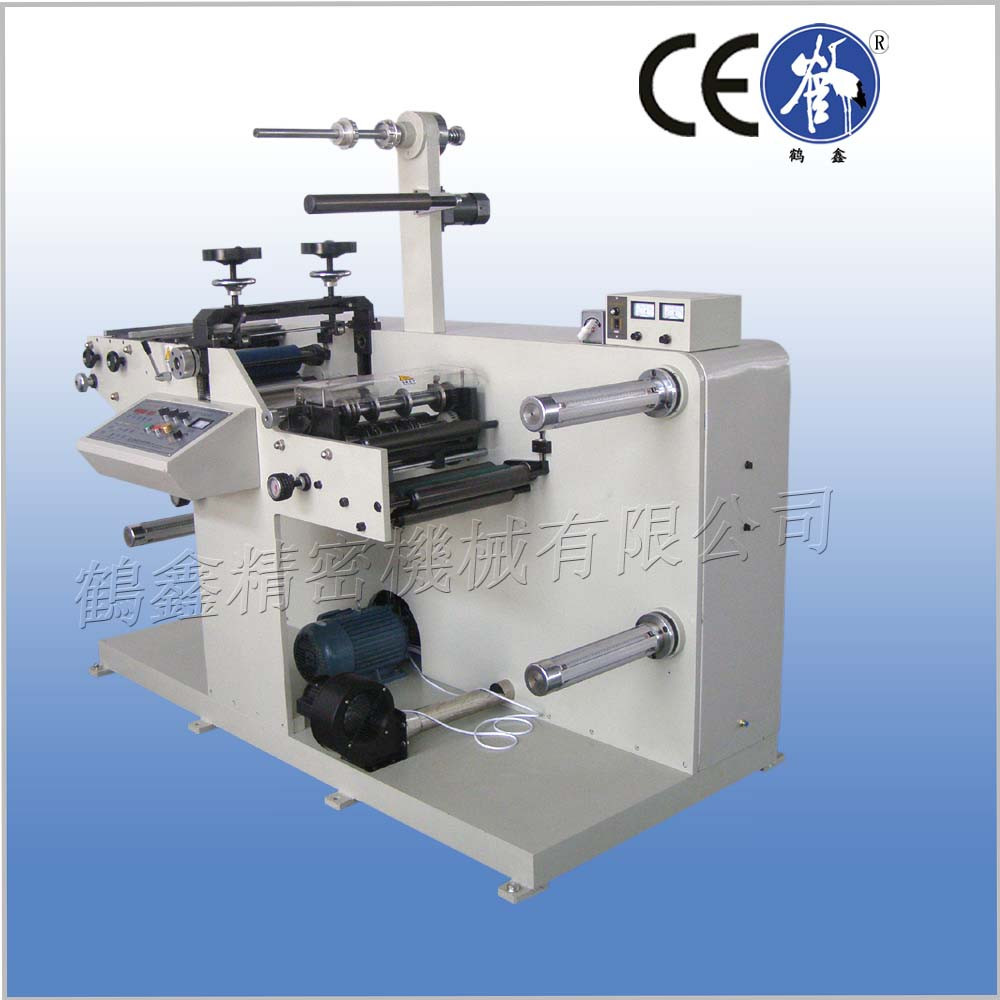 copper foil roll die cutting machine