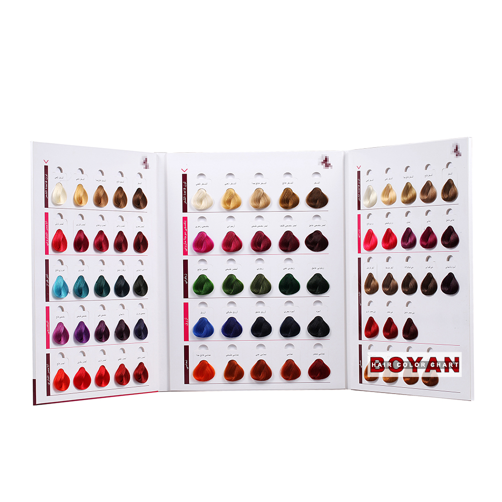 Matrix Hair Dye Color Chart Boyan Hair Color Chart Hair Dye Chart