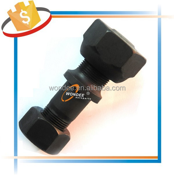 Hot Sale Truck Steel Hub Bolt Man Wheel Bolt