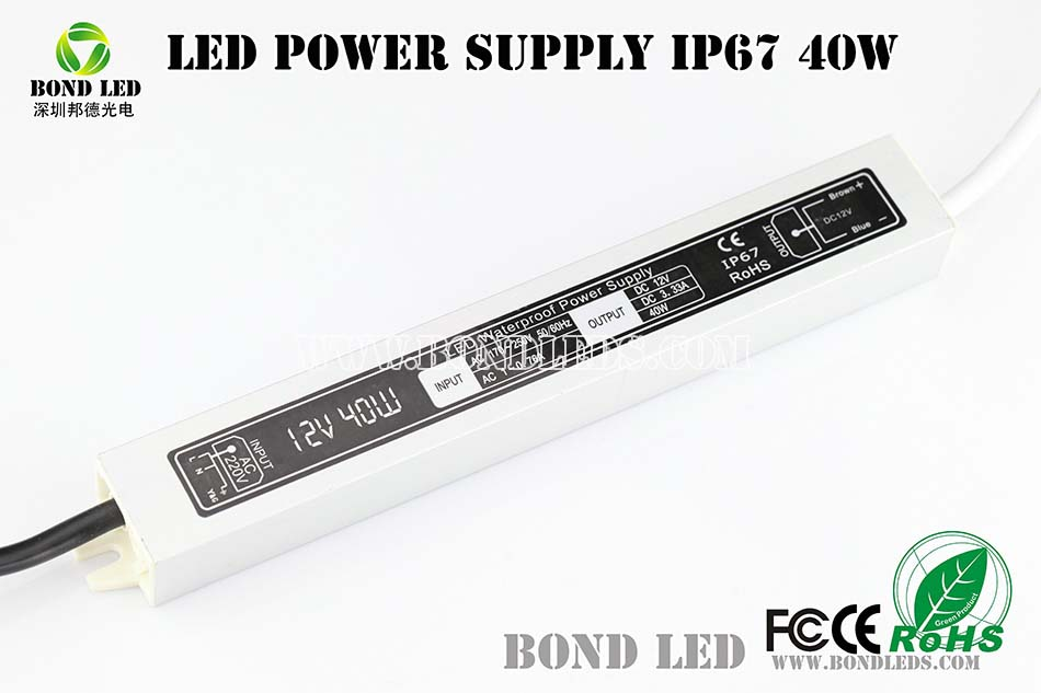 CHEAP PRICE constant current led power supply 40W 300ma LED bulb driver made in China PF 0.5