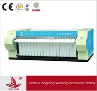 Tong Yang Promotional big laundry roller iron & sheet ironing machine,roller ironing machine