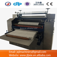 JL-XF Square Cosmetic Cotton Pad Making machine