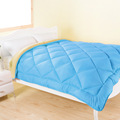 New design high quality product colourful warm bed quilt for home and hotel