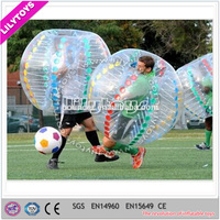 inflatable bump ball bubble soccer