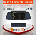 HIFIMAX 9.5'' WIN CE 6.0 Car DVD Player For BMW 5 series F10 2011-2012 Car DVD GPS for BMW 5 series