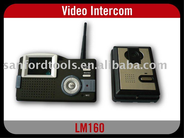 video intercom system video door phone