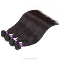 2016 Factory Price High Quality Silky Straight Human Hair Extensions