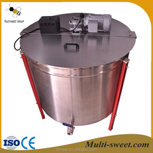 New design Electric 12 frames honey extractor