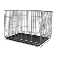 Wholesale foldable custom xxxl large free dog cages and crates pet dog enclosure cage crates for large dogs