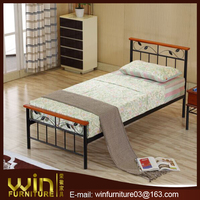 lastest iron bed steel cots single cot bed designs