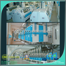 200T Maize Flour Mill, electric corn mill