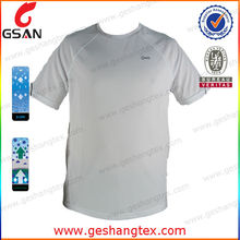 Men moisture wicking wet t shirt