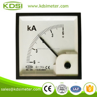 KDSI instrument BE-96 DC+-60mV +-6KA ce certificated ammeter