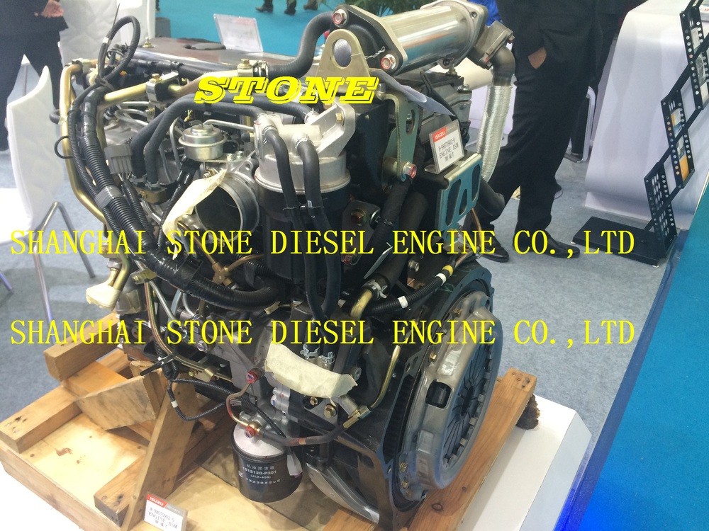 4hk1 tc engine for 2005 npr 2006 npr view 4hk1 tc product details from shanghai diesel