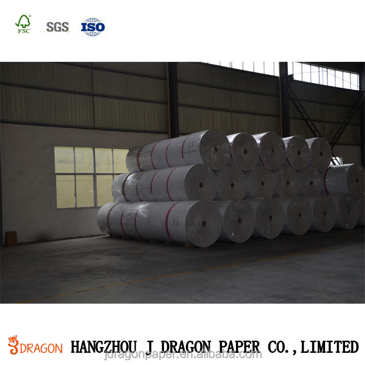 duplex board paper made from imported Japanese waste paper