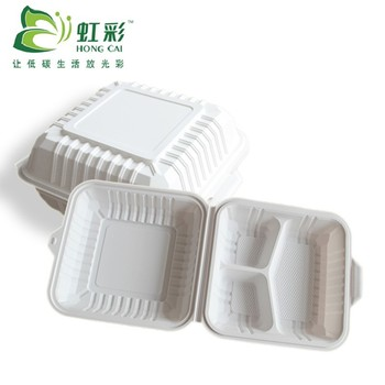 disposable food grade plastic container