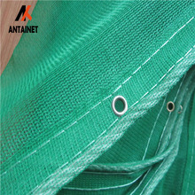 Best price Plastic knitted soft fire proof HDPE building safety net