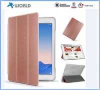 PU Leather Smart Case with shockproof TPU back cover for Ipad pro 9.7