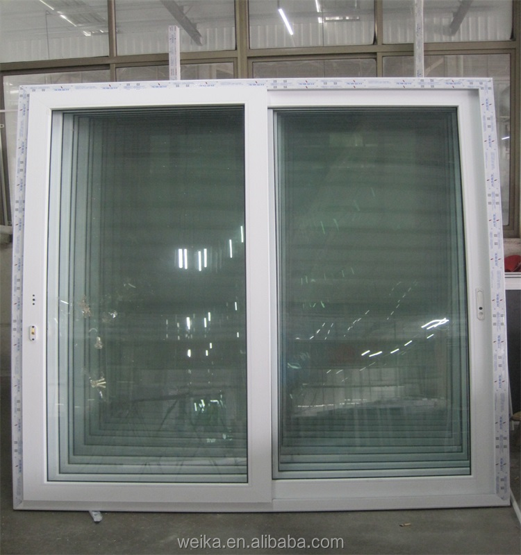 Top quality Aluminum wooden grain sliding windows and doors