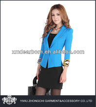fashion suit jacket for girls