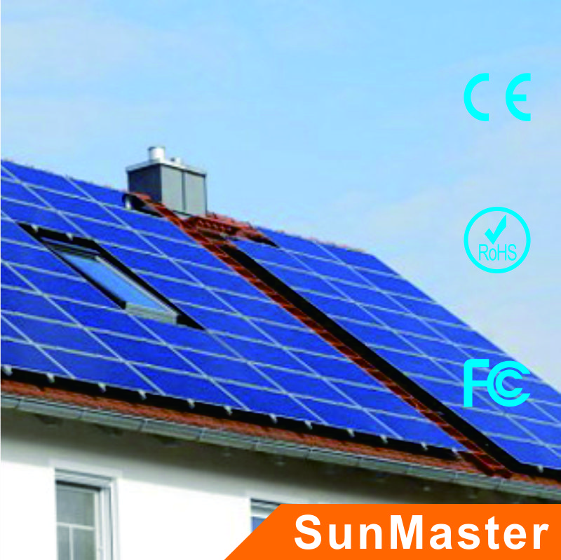 Wholesale chinese price 100Kw off-grid solar generator system with battery