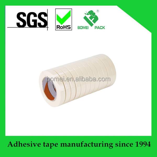 Competitive price high quality waterproof single side masking tape 2 x 60 yards