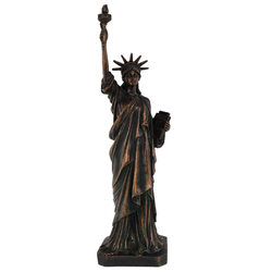 statues for home decoration resin statue of Liberty handicrafts 159001