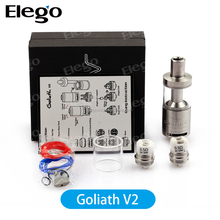 Elego Stock Offer 100% Authentic UD Goliath V2, Goliath V2 Tank, Goliath V2 Clearomizer Wholesale