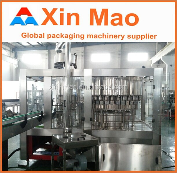 auto mineral water bottling plant (hot sale) 2016 china supplier small mineral water plant/mineral water plant cost/drin