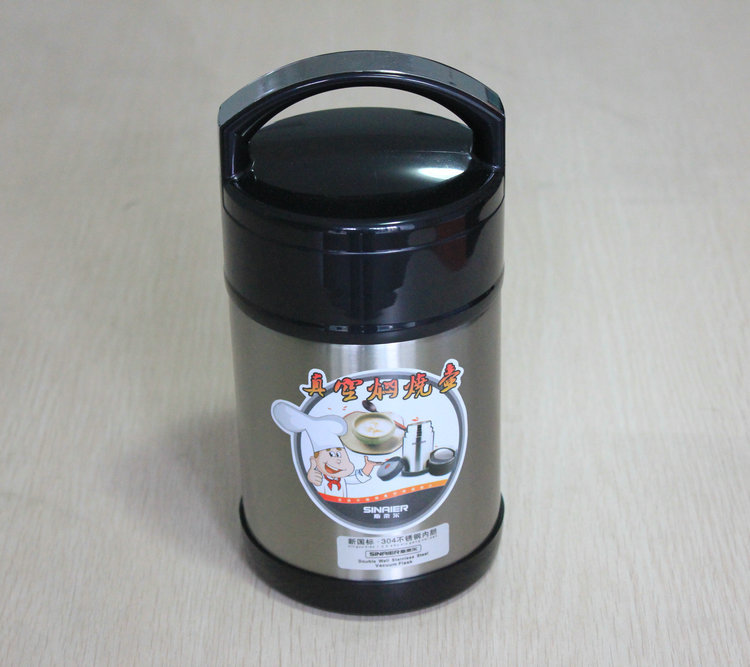 Korea Stainless Steel Container, Thermos Insulated Food Hot Pot