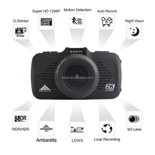 Wholesale FHD1296P Camera For Car GPS Driving Video Recorder