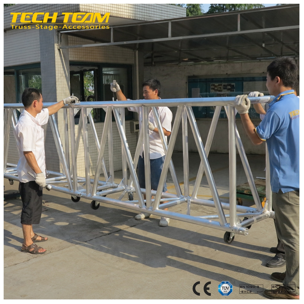 Factory Price Aluminum Out Door <strong>Stage</strong> Truss System For Sale