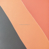 Good quality stocklot pu coated leather for car seat covers HX711