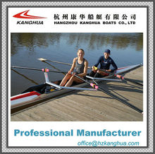 racing shell/rowing scull 2x 55-65kg