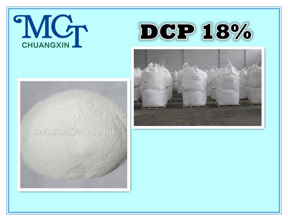Hot sale DCP 18% Dicalcium Phosphate for animal feed grade