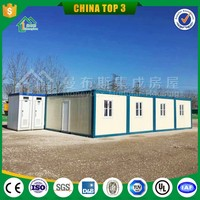 Prefabricated Flat pack Container house for office/Shop/accomodation