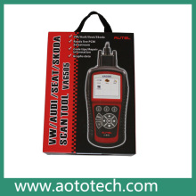 2013 ht sale autel vag505 vehicle diagnostic tool with best price -Amy