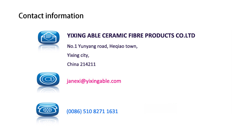 Refractory ceramic fiber log fire wood for gas fireplace
