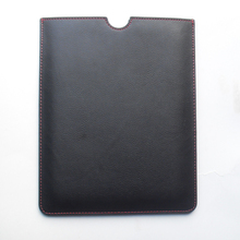 Genuine leather sleeve for ipad