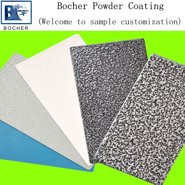 Textured Finish Powder Coating Rough Finished Electrostatic Spray Powder Paint